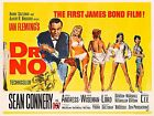 Home Wall Art Print - Vintage Movie Film Poster - JAMES BOND DR NO - A4,A3,A2,A1 £9.99 GBP