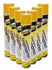 Yellow Temporary Spray Paint Survey Line Marker 750ml - 6, 12, 18 0r 24 Tins