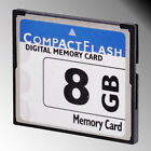 For Canon Nikon Camera SLR 4GB 8GB 16GB 32GB Compact Flash CF Memoria Card
