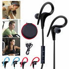 Wireless Bluetooth 4.1 Sport Headset Headphone Stereo Sports Sweatproof Earphone