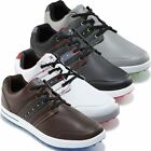 STUBURT 2016 URBAN CASUAL SPIKELESS MENS GOLF SHOES - LEATHER