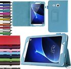 """Smart Flip Leather Stand Case Cover For Samsung Galaxy Tab E 9.6"""" SM-T560 T561"""