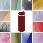 """6"""" x 75 ft TULLE ROLL Wedding Party Favors Decorations Crafts TUTUS Wholesale"""