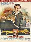 Home Wall Art Print - Vintage Movie Film Poster - GOLDFINGER - A4,A3,A2,A1 £19.99 GBP on eBay