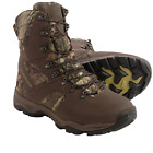 LaCrosse Quick Shot Waterproof 600g Insulated Hunting Boots - Sz. 8 WIDE - Camo