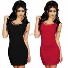 Sexy Backless Tassel Sleevess Stretchy Clubbing Party Chain Mini Hip Pump Dress