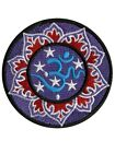 Extreme Largeness Purple Lotus Om Patch