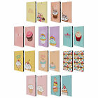 HEAD CASE CUPCAKES HAPPINESS LEATHER BOOK CASE FOR SAMSUNG GALAXY TAB S2 9.7