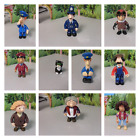 POSTMAN PAT  FIGURES - TED - PAT - JESS - SELBY - GILBERTSON - AMY - TED GLEN