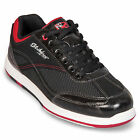 Strikeforce Mens Titan Black/Salsa Bowling Shoes