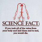 Science Fact Funny Graphic T-Shirt RC12820