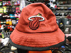 Mitchell & NessThen and Now (Reversible)Miami Heat Bucket Hat New