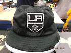 Mitchell & Ness Home and Away (Reversible) Los Angeles Kings Bucket Hat New