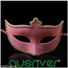 6 Colours Lace Half Face Party Mask Costume Ball Cosplay Halloween Prop Venetian