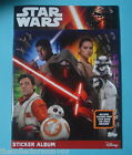 Topps - STAR WARS The Force Awakens Part 1 or 2 - Album Sticker (#181 - #210)