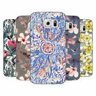 OFFICIAL MICKLYN LE FEUVRE FLORALS HARD BACK CASE FOR SAMSUNG PHONES 1