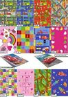 Kids rug small medium Cheap washable mat non slip girls and boys fun great value