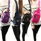 Women Waterproof Crossbody Bags Hiking Sling Travel Chest Bag Backpack A1W7