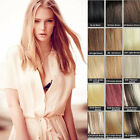 """Tengda 100% Human Hair Extension Clip In Hair Extensions 24""""-30"""" Thick"""