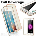 Full Coverage 3D Premium Tempered Glass Screen Protector for iPhone 6 / 6S Plus