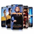 OFFICIAL STAR TREK ICONIC CHARACTERS VOY HARD BACK CASE FOR APPLE iPOD TOUCH MP3