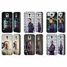 OFFICIAL STAR TREK ICONIC CHARACTERS ENT BLACK SLIDER CASE FOR SAMSUNG PHONES