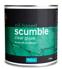 Polyvine Oil-based Scumble 500ml, 1 Litre, 2.5 Litre *Water And Stain Resistant