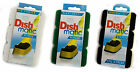 Dishmatic Refill Sponges Packs of 3 - Choice of 3 Types, BEST PRICE ON EBAY