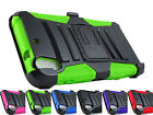 for HTC Desire 530 Hybrid Armor Case & Belt Clip Holster+PryTool