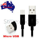 3 X Micro USB Charger Cable for Samsung Galaxy S7 Edge S6 Plus S5 S4 Nokia HTC