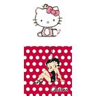 Girls Genuine Character Phone Bag Purse Charm - Betty Boop / Hello Kitty £3.5 GBP on eBay
