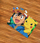 Pokemon Ash And Pikachu Jigsaw Puzzle Gift Present Novelty Item