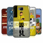 OFFICIAL STAR TREK EMBOSSED ICONIC CHARACTERS TOS BACK CASE FOR HUAWEI PHONES 2