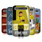 OFFICIAL STAR TREK EMBOSSED ICONIC CHARACTERS TOS CASE FOR BLACKBERRY PHONES