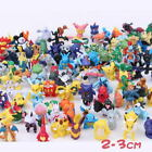 48PCS Mini Mixed Lots 2-3cm Pokemon Go Monster Random Pearl Figures Toy Kit Gift