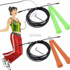2.8M Orange Original Cable Wire Ultra Speed Skipping Skip Adjustable Jump Rope