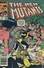 New Mutants (1983 1st Series) Canadian Price Variant #8 VF