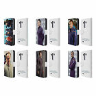 OFFICIAL STAR TREK ICONIC CHARACTERS ENT LEATHER BOOK CASE FOR LG PHONES 1
