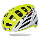 SUOMY CASCO GUN WIND ELEGANCE WHITE YELLOW