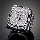 Oklahoma Sooners 2000 National Championship Ring Heavy Solid