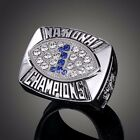 Penn State Nittany Lions 1986 National Championship Ring Heavy Solid