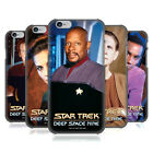OFFICIAL STAR TREK ICONIC CHARACTERS DS9 HARD BACK CASE FOR APPLE iPHONE PHONES