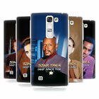OFFICIAL STAR TREK ICONIC CHARACTERS DS9 HARD BACK CASE FOR LG PHONES 2