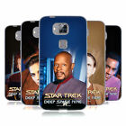 OFFICIAL STAR TREK ICONIC CHARACTERS DS9 SOFT GEL CASE FOR HUAWEI PHONES 2