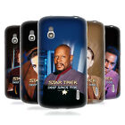 OFFICIAL STAR TREK ICONIC CHARACTERS DS9 SOFT GEL CASE FOR LG PHONES 3