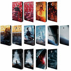 STAR TREK POSTERS INTO DARKNESS XII LEATHER BOOK CASE FOR SAMSUNG GALAXY TABLETS