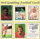 DAILY MIRROR Soccer 88 (1988) Football Stickers #1 to #112