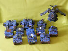 WARHAMMER 40K ULTRA MARINES VEHICLES PAINTED MANY TO CHOOSE FROM