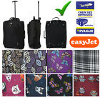 5 Cities Bagaglio A Mano Borsa Trolley Carry On Ryanair Easyjet Approvati Cabina