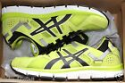 Asics Mens Gel Synthesis Trainer Lime Black Lime H300L-0590 Lyte V III 9.5 13